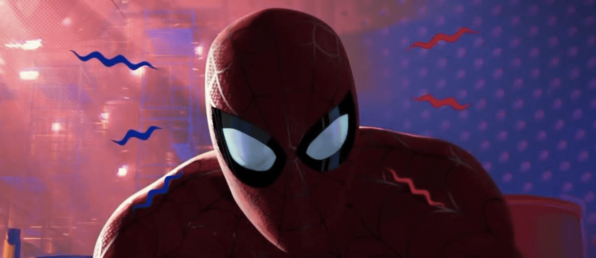 imagen de Spiderman into the spiderverse