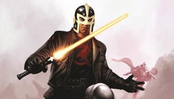 El caballero Negro, personaje de Marvel