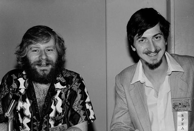 Chris Claremont y Frank Miller
