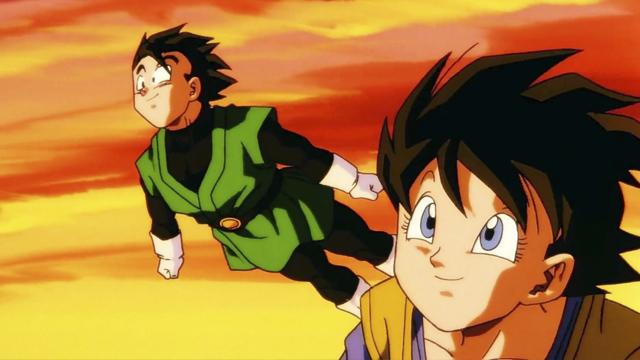 Dragon Ball, Akira Toriyama, Saga Buu, Gohan