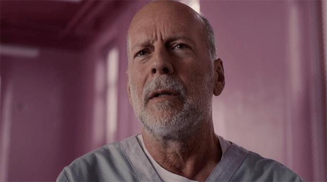 Bruce Willis en Glass