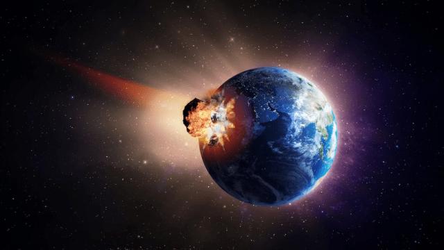 Impacto Asteroide