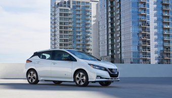 Nissan presenta el nuevo Leaf e+, su EV de más potente