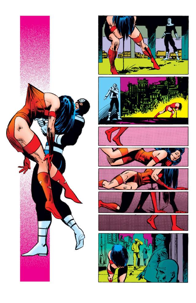 Daredevil No. 181.