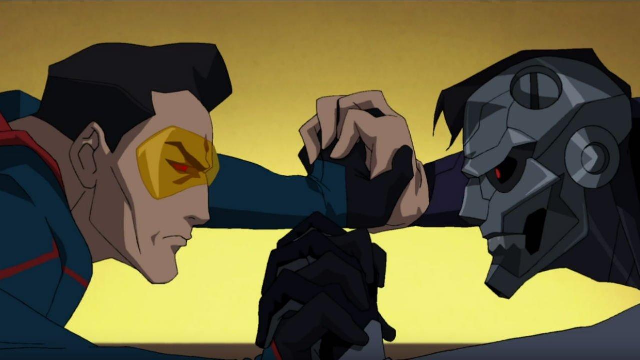 Imagen de El Reino de los Supermanes