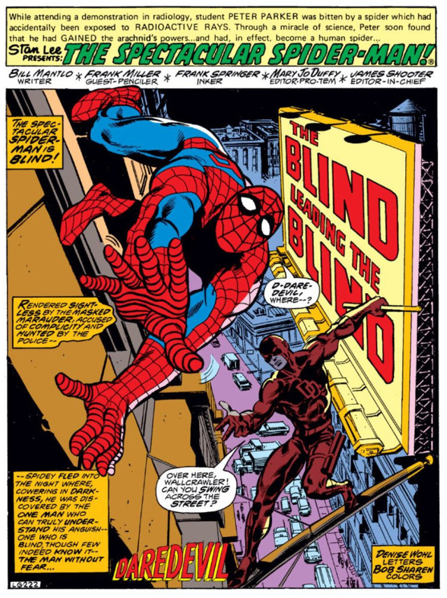 Spectacular Spider-Man #27 (1978).