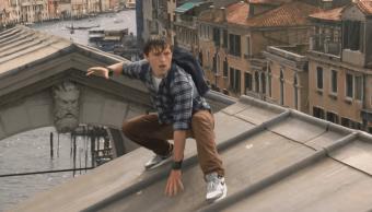 Spider-Man en el Trailer de Far From Home