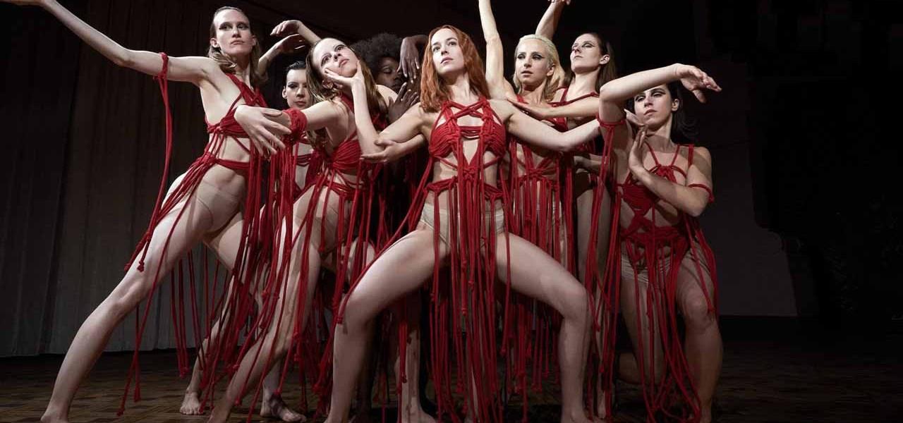 Imagen de la película Suspiria Luca Guadagnino