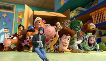 Keanu Reeves será un muñeco de Toy Story