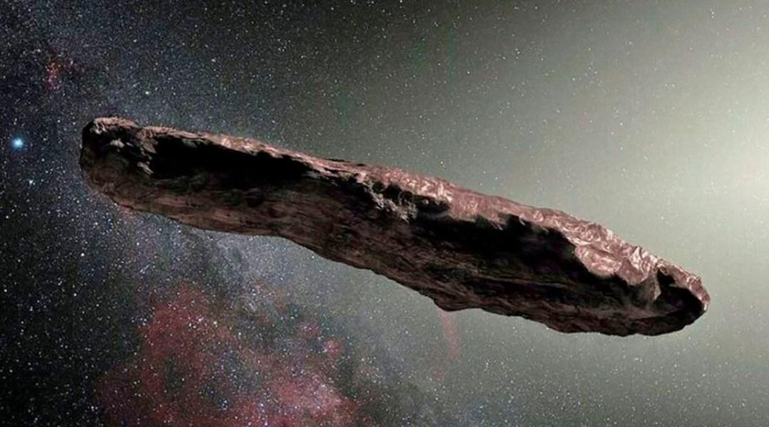 Abraham Loeb, Nave Alienígena, Oumuamua, Asteroide