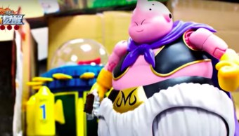 Majin Boo, Stop Motion, Goku, Dragon Ball, Corto