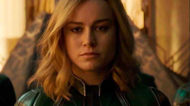 Captain Marvel, Skrulls, Spot, Trailer