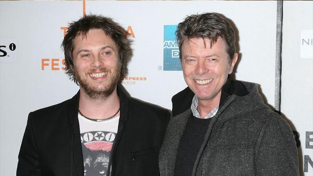 David Bowie, Douglas Jones, Starman, Biopic