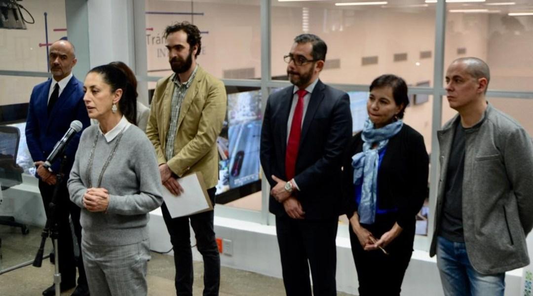 Firma Gobierno capitalino convenio con Waze para mejorar movilidad en la Ciudad de México