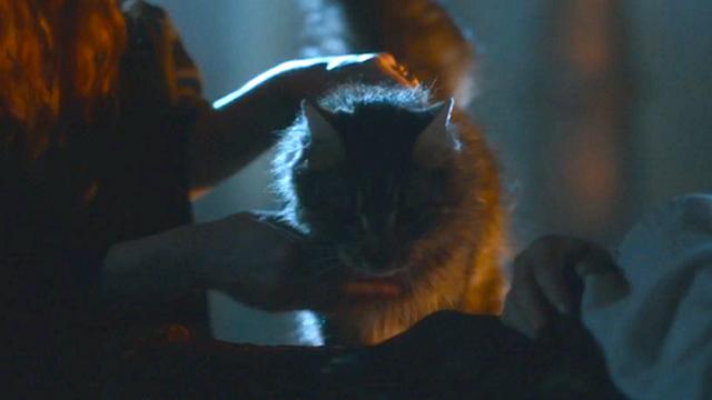 Game of Thrones, Ser Pounce, Octava Temporada, Muerte