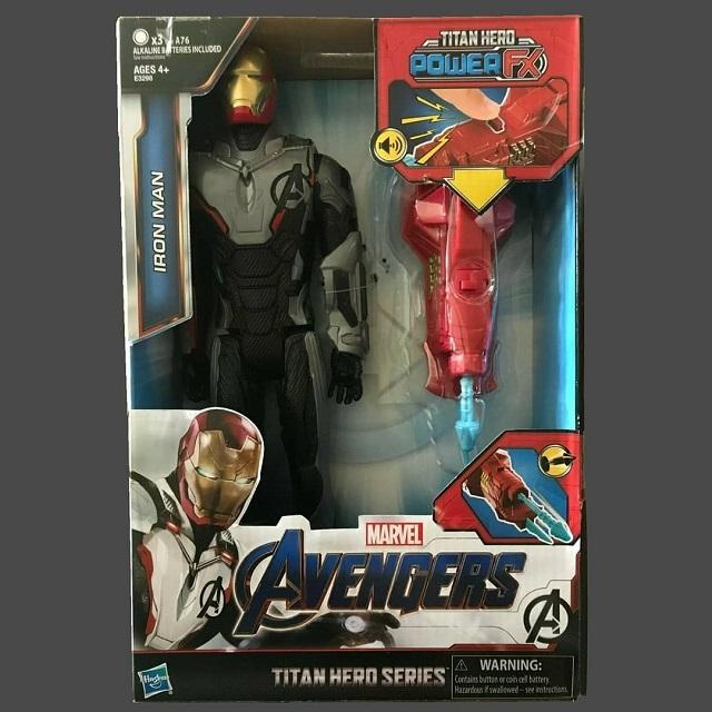 Iron Man Power FX