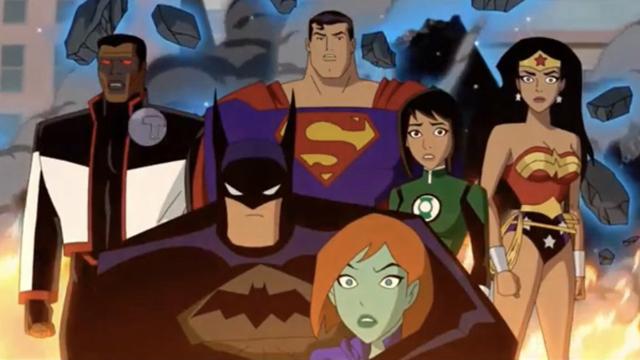Justice League, Fatal Five, Película, Trailer