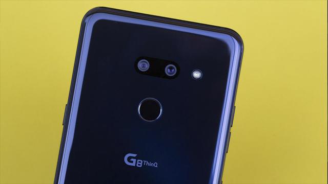 LG, G8, Desbloquear, Vena 2