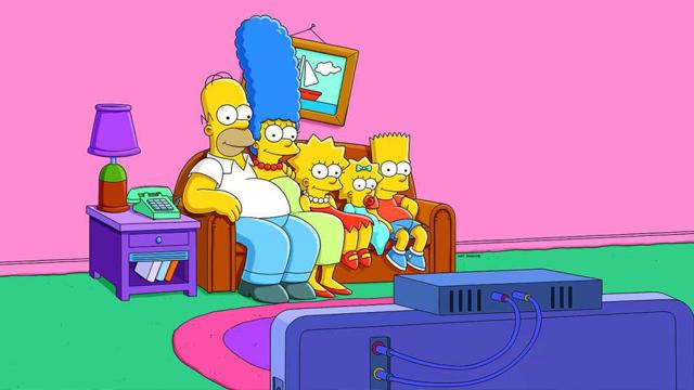 Los Simpsons, Disney, Fox, Temporadas