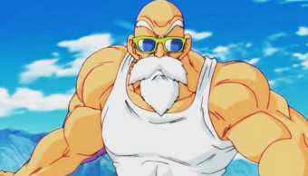 Maestro-Roshi-Real-Dragon Ball