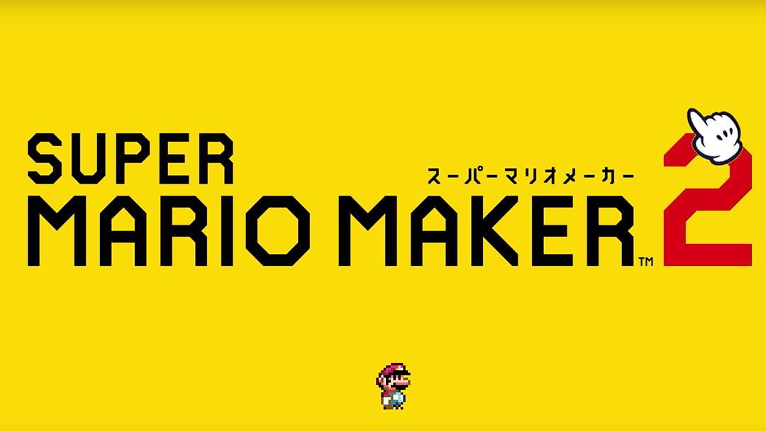 Imagen mario maker 2