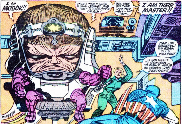 M.O.D.O.K (Marvel Comics)