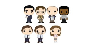 Funko, The Office, Serie