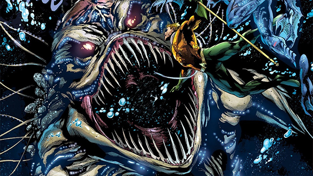 The Trench, Aquaman, Spinoff, Película