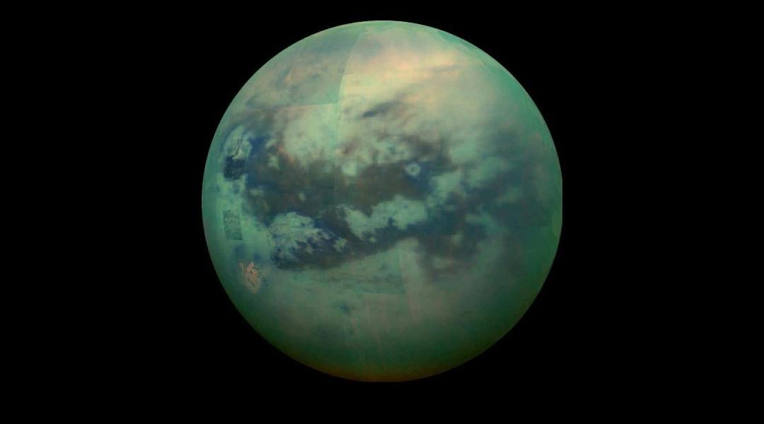 Titán, la luna de Saturno que tendría vida