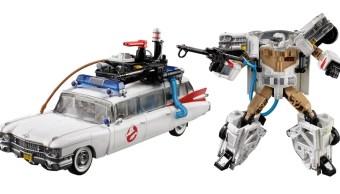 Transformers, Ghostbusters, Juguete, Hasbro