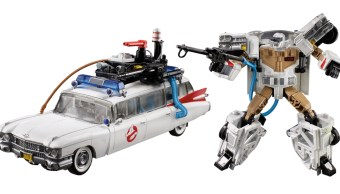 Transformers, Ghostbusters, Juguete, Hasbro