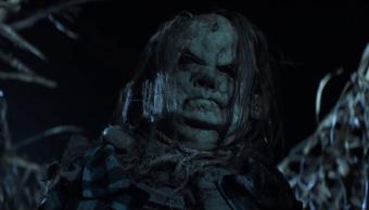Un monstruo de la nueva película de Guillermo del Toro