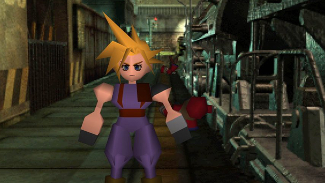 Final Fantasy VII, Nintendo Switch, Port, Remake