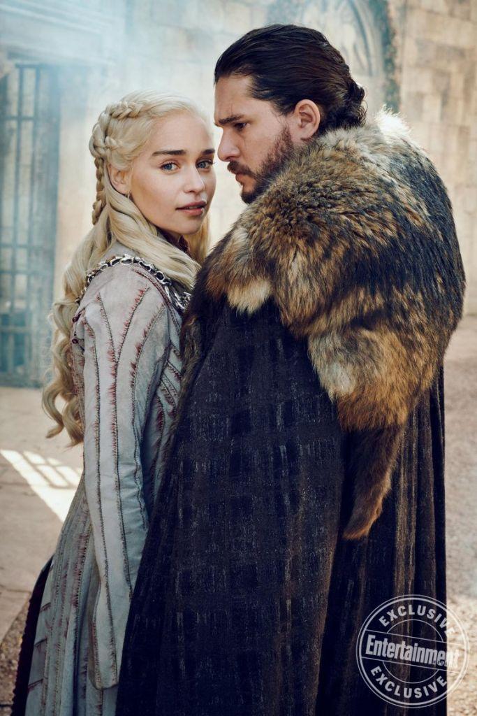 Game of Thrones, Temporada 8, Fotos, Reparto