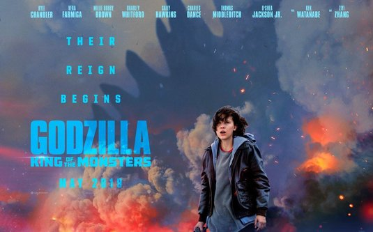 Godzilla, King of the Monsters, Ghidorah, Póster