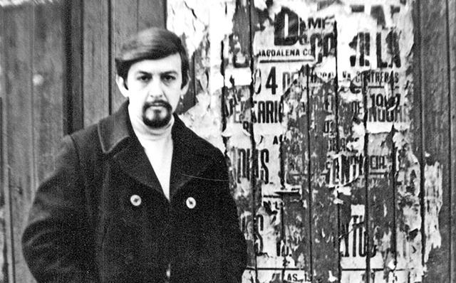 José Carlos Becerra-Poeta