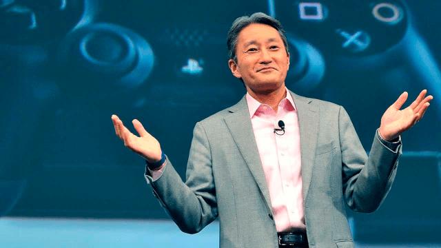 Kaz Hirai directivo de Sony dice adiós