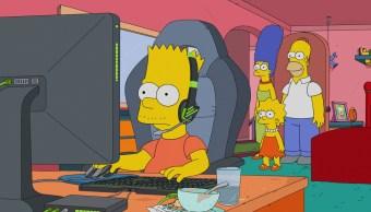 Los Simspon, Temporada 30, Bart, Gamer