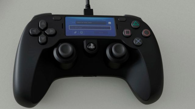 PlayStation, 5, Control, Filtrado