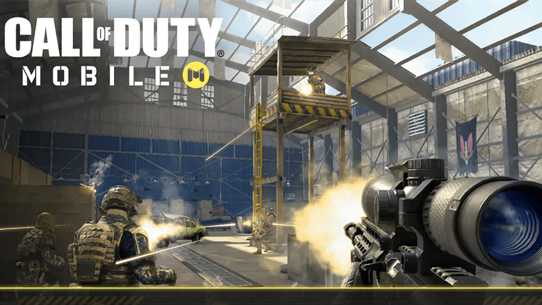 Primera imagen oficial de Call of Duty Mobile