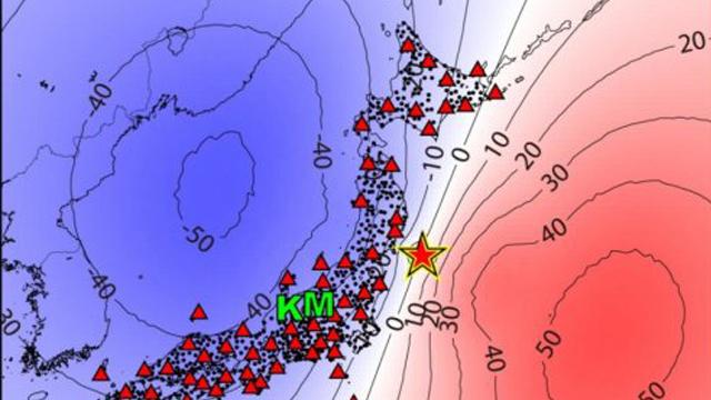 Terremotos, Predecir, Japón, Sistema