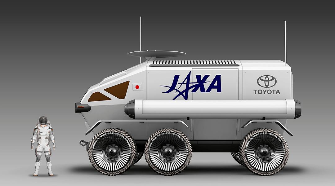 Toyota RoverToyota Rover