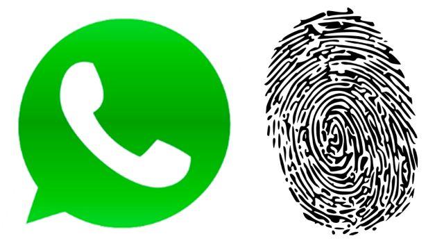 Whatsapp, Huella Digital, Actualización, App