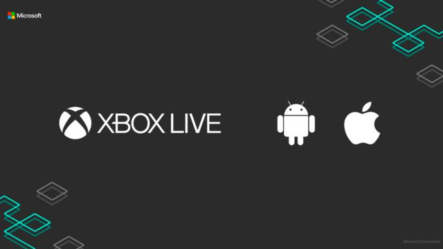 Xbox Live, Android, iOS, PS4