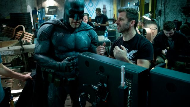 Zack Snyder, Justice League, Cut, Película