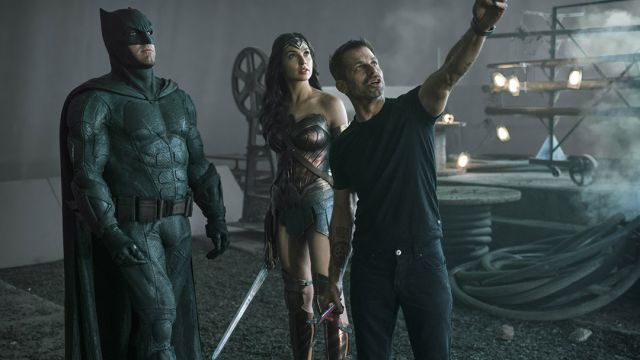 Zack Snyder, Justice League, Director Cut, Película