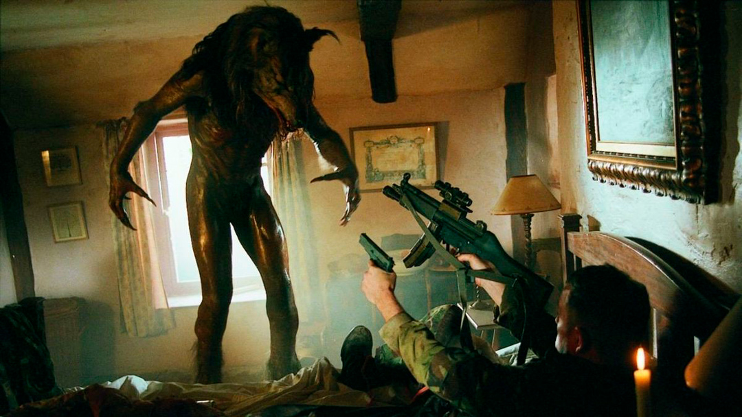 Dog Soldiers pelicula
