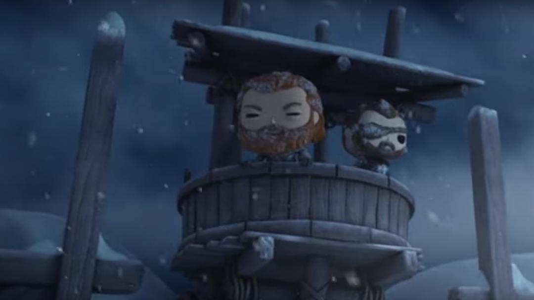 Game Of Thrones, Temporada 8, Funko, Tráiler
