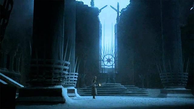Game of Thrones, Temporada 8, Trono Hierro, Episodios