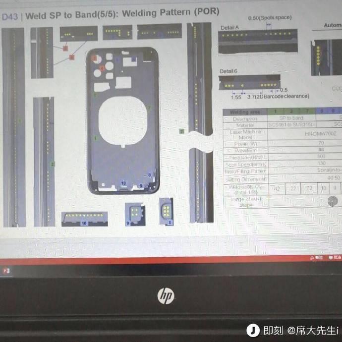 Iphone, Filtración, 11, Leak